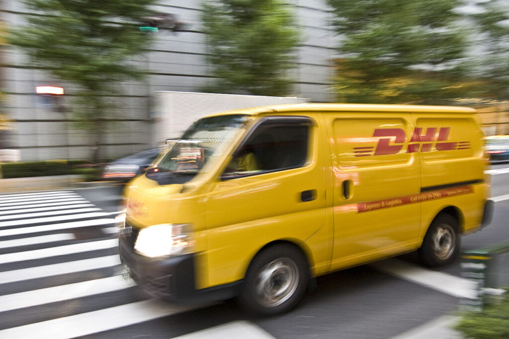 DHL_-_Deutsche_Post_in_Tokio