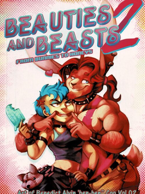 benbencoo_beauties_and_beasts_vol_2_front